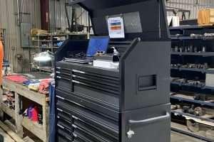 CNC Mill Employee Tools