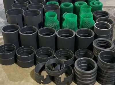 Phosphated Parts